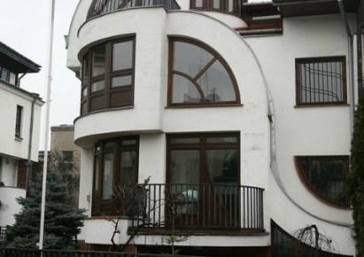 dom na wynajem - Warszawa, Praga-Południe, Saska Kępa, Wąchocka